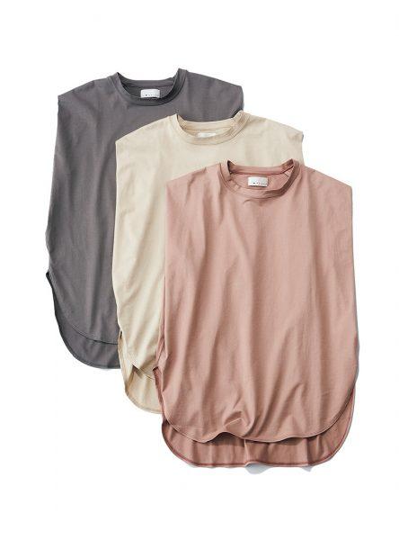 M7days 【松村純子さんコラボ】ノースリーブTシャツ