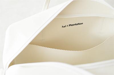 hal×Plantation エナメルボストン/Plantation
