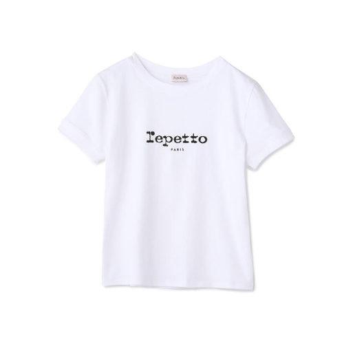 """Repetto repetto"""" Logo T-shirt ¥9,900"""