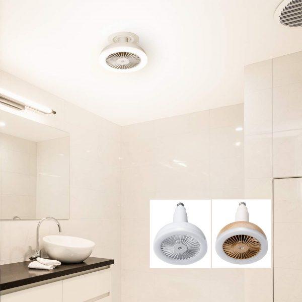THREEUP (スリーアップ)/人感センサー付 LEDサーキュレーション/¥8,580