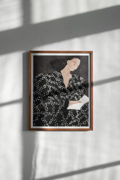 Fine Little Day (ファインリトルデイ)/READING 40 x 50 cm/¥6,600