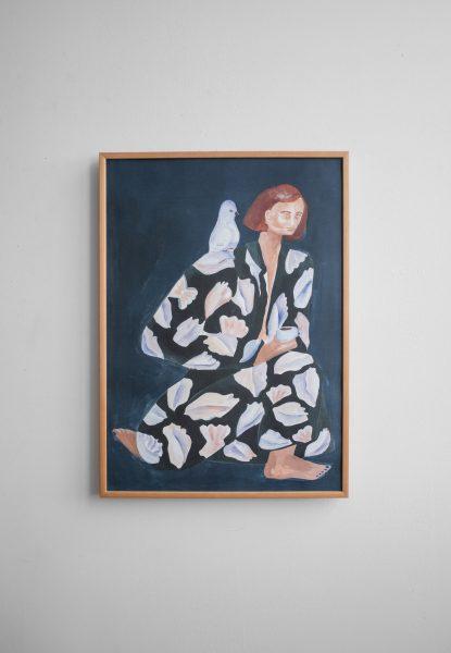 Fine Little Day (ファインリトルデイ)/SKRUD SNACKA 50 x 70 cm/¥6,600