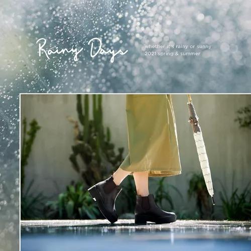 雨の日でも、晴れの日でも【Odette e Odile 】レインシューズTOP5 ♯バイヤーこれ買い!
