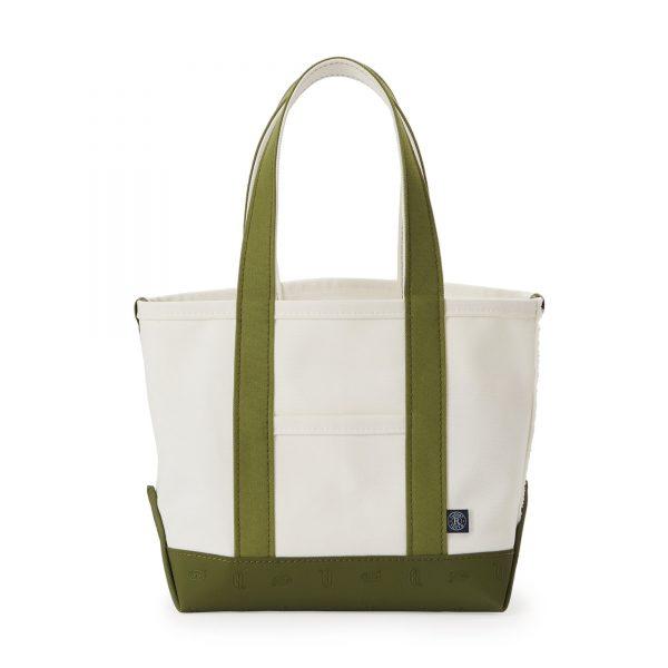 russet/Vibramキャンバストートバッグ M size / ¥16,500