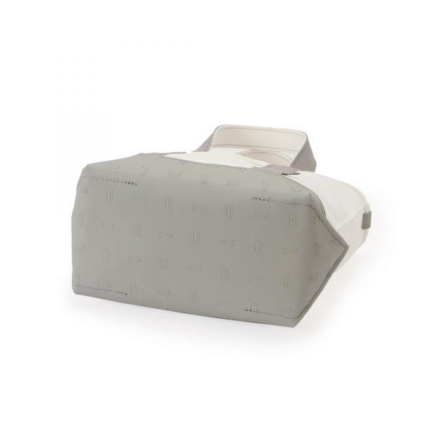 russet/VibramキャンバストートバッグS size¥13,200/Vibramソール