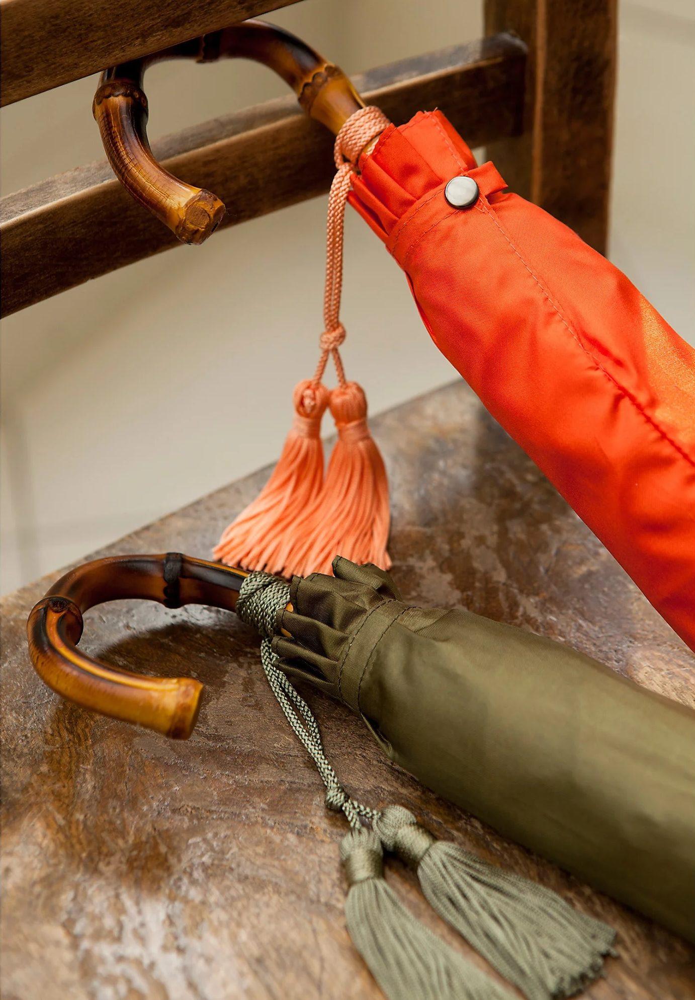 WAKAO軽量三つ折り雨傘 持ち手