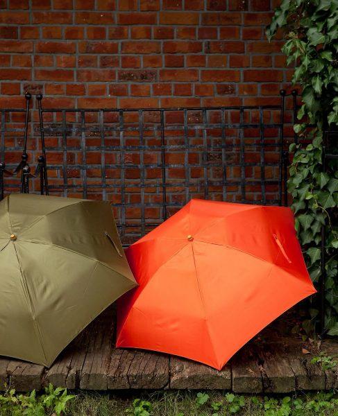 WAKAO軽量三つ折り雨傘 サイズ55cm