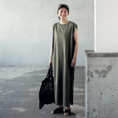 COGTHEBIGSMOKETUBE DRESS¥26,400(税込)