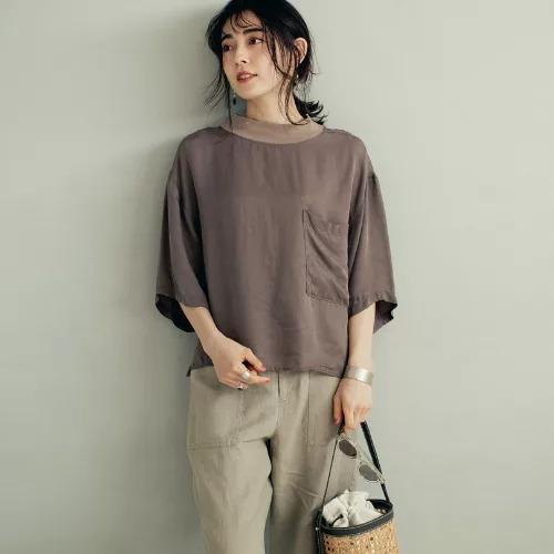 TICCA とろみTシャツ ¥14,300(税込)