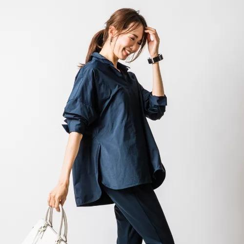 VIRINA /ステラシャツ/¥21,780→¥19,602(10%OFF)