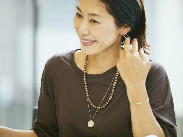 GIGIInscription ring(EYTYXI AKAKIN)¥85,800GIGIHELIOS / Byzantine ring /¥99,000GIGIRoman coin necklace (ANTONINIANO)¥30,800
