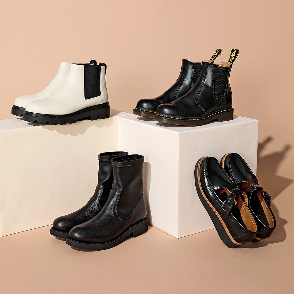 2021年秋なに買う?まずは靴から!秋さきどり!シューズコレクション