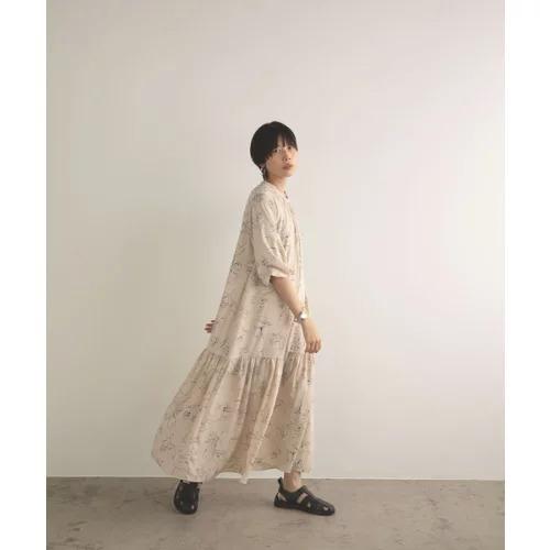 marjourLINE PRINT ONEPIECE¥14,500