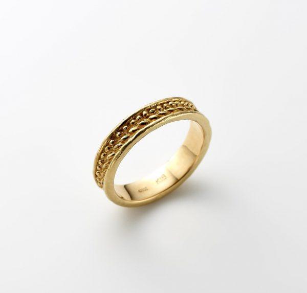 GIGIHELIOS / Byzantine ring /¥99,000