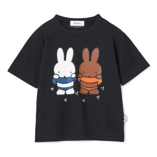 MUVEILミッフィープリントTシャツ¥19,800
