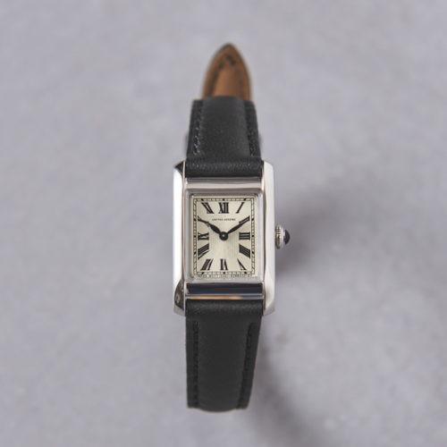 UNITED ARROWS UBCB スクエア レザー 腕時計 SLV† ¥20,900 →¥14,630(30%OFF)