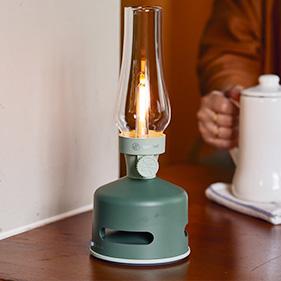 MoriMori(モリモリ) /MoriMori LED ランタンスピーカー S/ポイント/火を使わないので安全