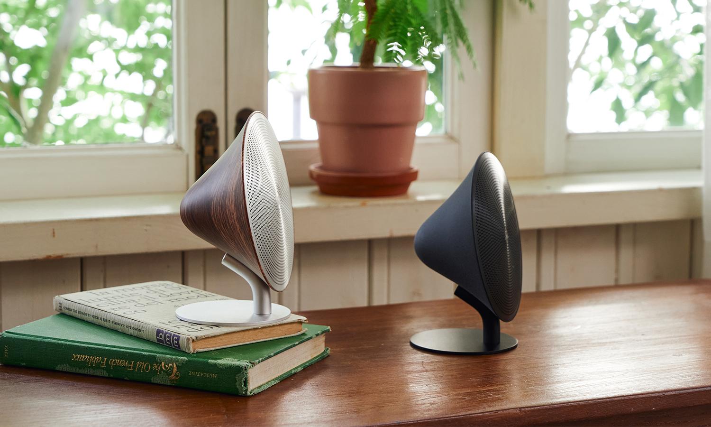 Gingko Design (ギンコーデザイン) /ミニハロワン Bluetooth スピーカー/¥8,580