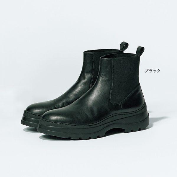 徹底比較!「大人の黒ブーツ」 エクラ11月号2021年特集
