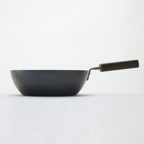 【FD STYLE】鉄フラ イパン 24cmのおすすめポイント / 油馴染みがよく焦げにくいです。
